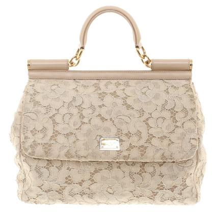 Dolce & Gabbana Handbag in beige
