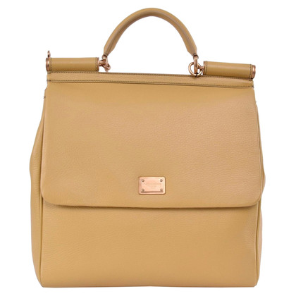 Dolce & Gabbana Handbag in yellow