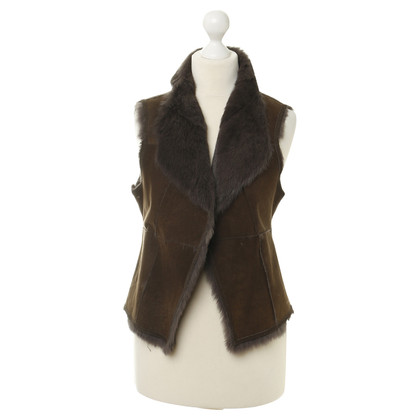 Style Butler Style Butler - Echfell vest in Brown