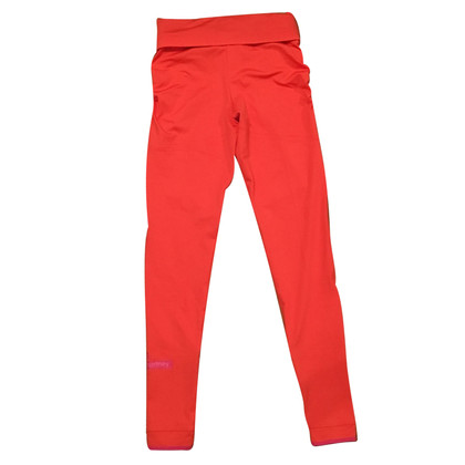 Stella McCartney for Adidas Leggings in Orange