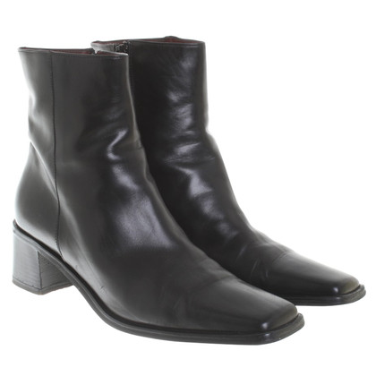 Marina Rinaldi Ankle boots in black