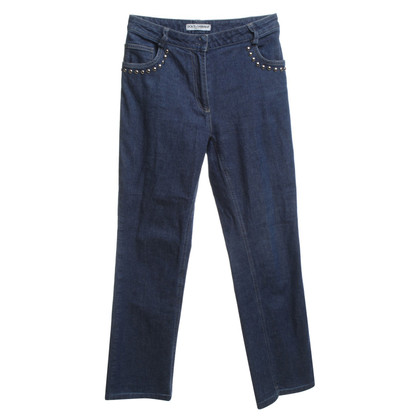 D&G Jeans in Blauw
