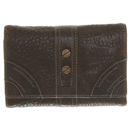 Hugo Boss Wallet in Brown
