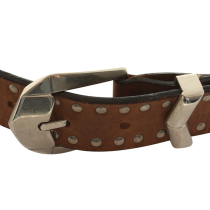 Versus Belt with rivets