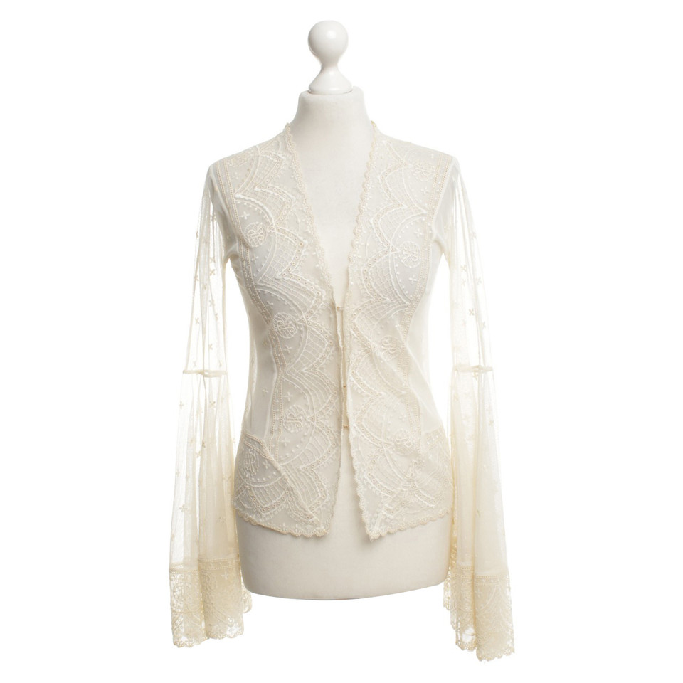 Richmond Blouse with lace