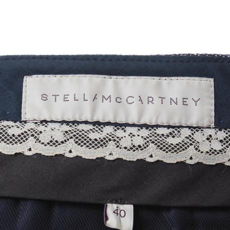 Blau Stella Marlene Stil McCartney im McCartney Hose Stella x4wrq0U4R
