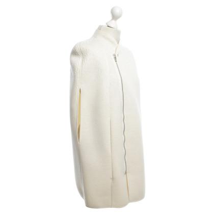 Rick Owens Cape in Creme