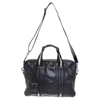 Bally Messenger Bag en noir