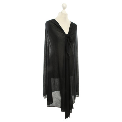 Eres Strand jurk in zwart