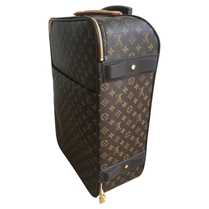Louis Vuitton Suitcase from Monogram Canvas