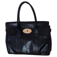 Mulberry Bayswater Bag in Blau