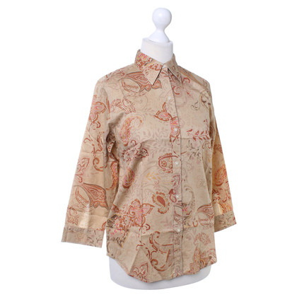Ralph Lauren Blouse Paisley patroon