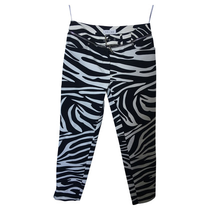 Céline Animal print pants