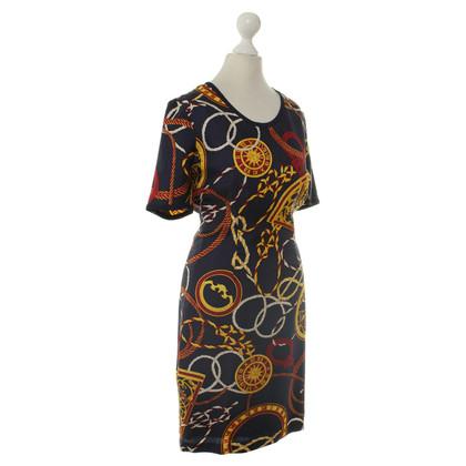 Céline Kleid mit Muster