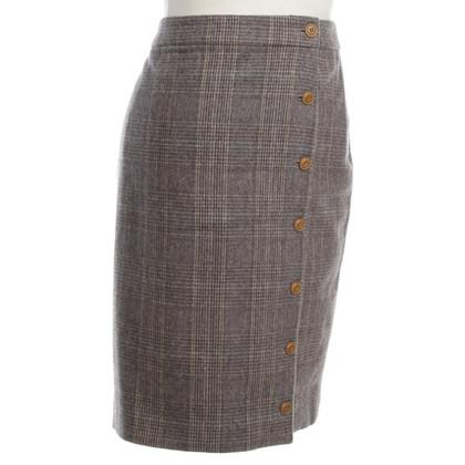 Vanessa Bruno skirt Checked