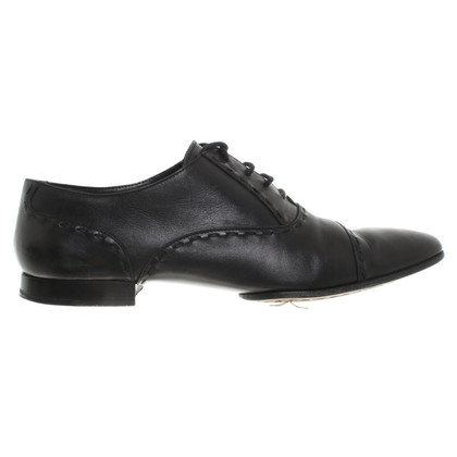 Gucci Lace-up shoes in black