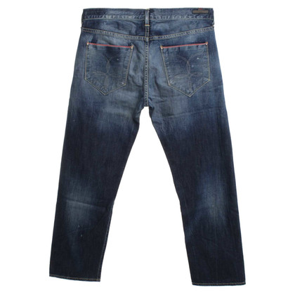 Citizens of Humanity jeans vernietigd