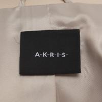 Akris giacca di pelle corta