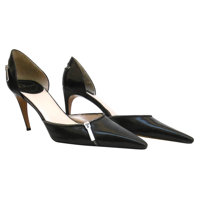 Christian Dior Pumps/Peeptoes Leather