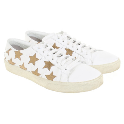 Saint Laurent Sneakers con le stelle