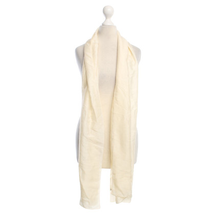 Gucci Sjaal in crème