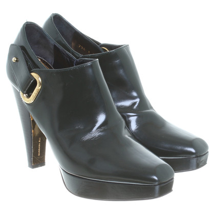 Barbara Bui Ankle boots in dark green