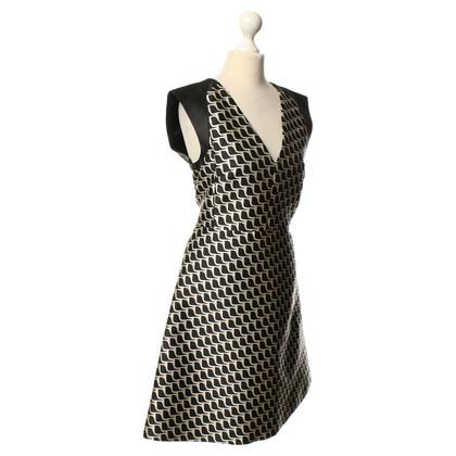 Tara Jarmon Dress with graphic patterns