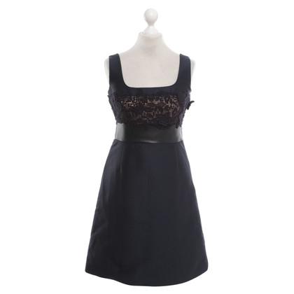 Valentino Dress with lace trim