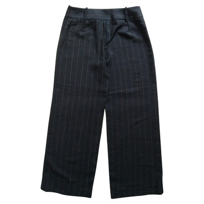 Armani Collezioni Pantaloni con gessati
