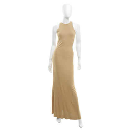 Giorgio Armani Evening dress in gold