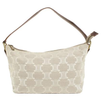 Céline Shoulder bag in beige / brown