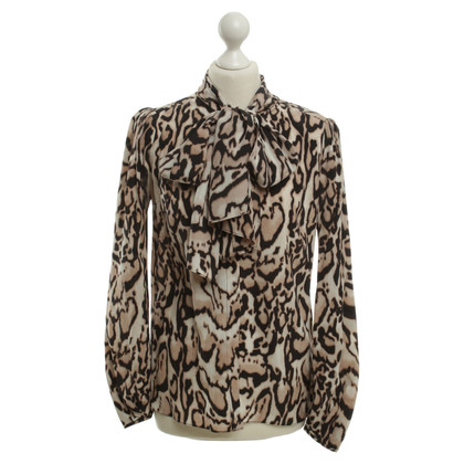 "Diane von Furstenberg Blouse ""Jezebel"" made of silk"