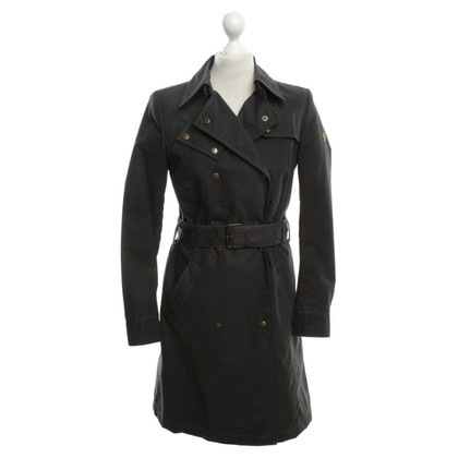 Belstaff Trenchcoat in blauw