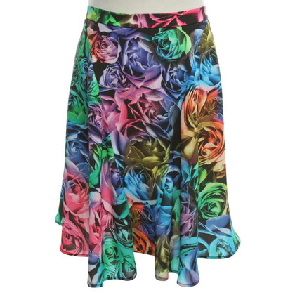 Just Cavalli skirt with a floral pattern
