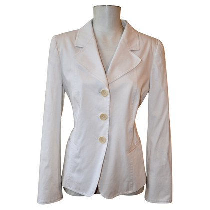 Armani Collezioni Cotton blazer