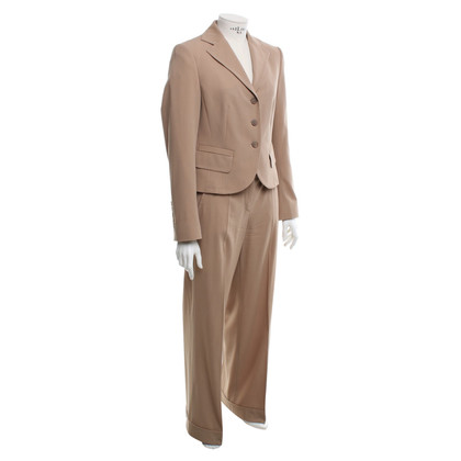 René Lezard 2 piece trousers in beige