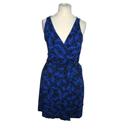 """Diane von Furstenberg Dress """"Oblixe"""" with pattern"""