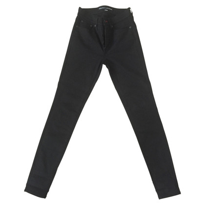 Ralph Lauren Black Label 106 Skinny nero jeans