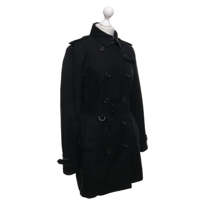 Burberry Trench in nero