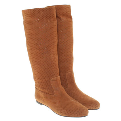 Bally Boots made of suede