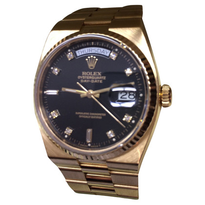 Rolex Watch yellow gold