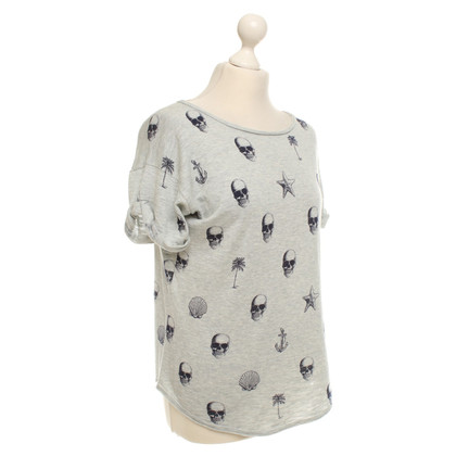 Other Designer Skull Cashmere - T-shirt with pattern