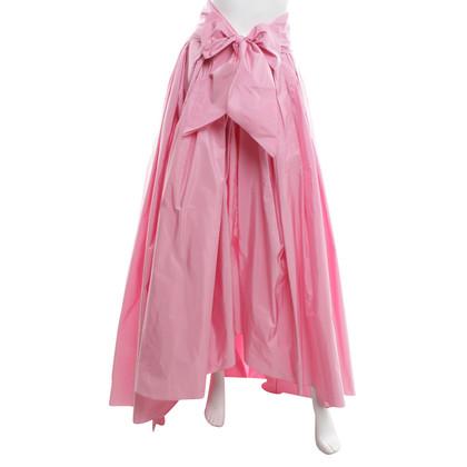 Max Mara Maxi gonna in rosa