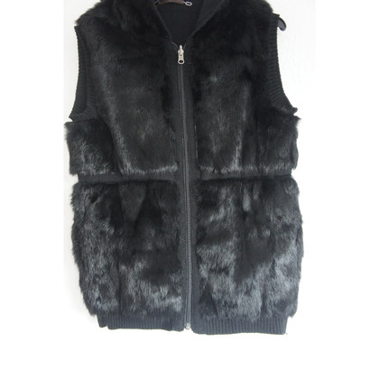 Other Designer Rabbit fur vest