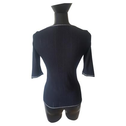 Prada Korte mouwen trui in blauw