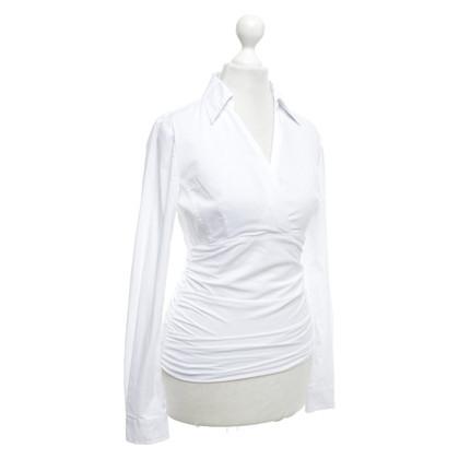Set Blouse in white