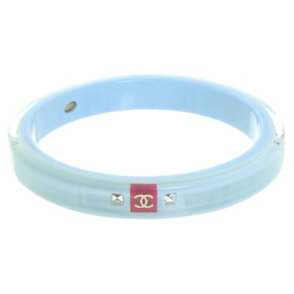 Chanel Bracciale in azzurro