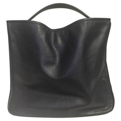 Jil Sander Bag in dark blue