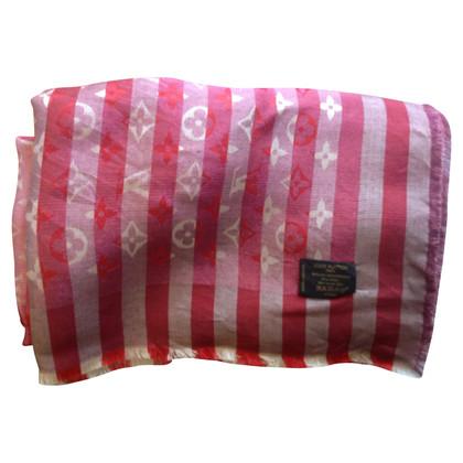 Louis Vuitton striped cloth
