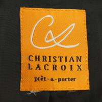 Christian Lacroix Blazer in black / white